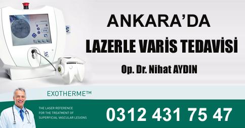 Exotherme lazer